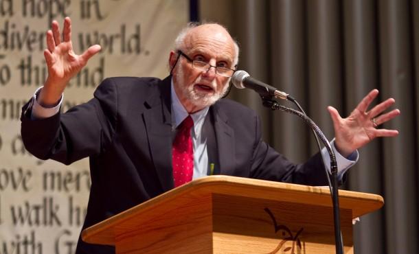 Sabbath as Resistance: An Interview with Walter Brueggemann