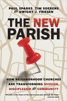 The New Parish Cover